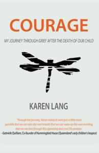 Courage Karen Lang Author