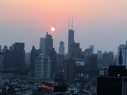 city view Shanghai