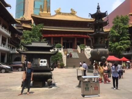 Karen Shangahi Buddhist Temple